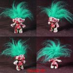 Waylon The Zombie Troll ooak by Undead-Art