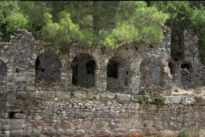 Roman Ruins 2 by enframed