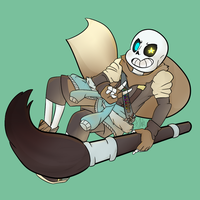 Inktale Sans by sonicstar4453
