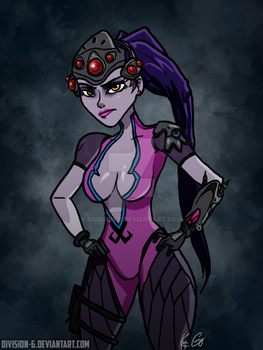 Widowmaker by DIVISION-6