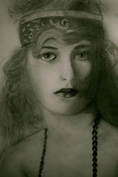 Marion Davies by ReticentRapture