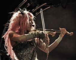 Emilie Autumn by Haakonkickass