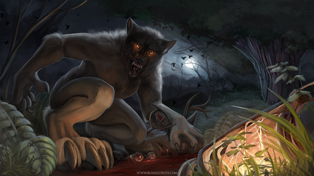 The Hunt by BlindCoyote