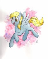 Derpy by HelicityPoni