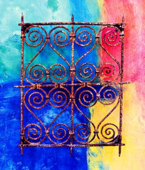 wrought iron II by mbennion76