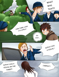 The First Hero Chapter 1 Page 11 by infomertial