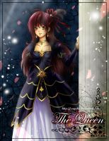 The Queen by sayuko