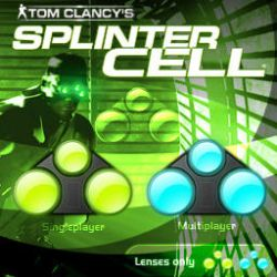 Splinter Cell Icons by XSV
