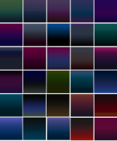 Dark Photoshop Gradients (free download) by youmadeitreal