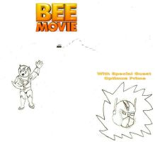bee movie by x9000