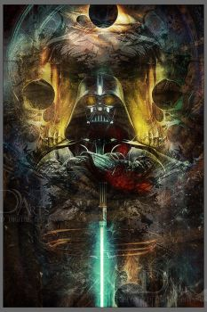 STAR WARS ART by greenfeed