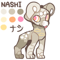 evoloon | nashi! | approved! by tabbytigers