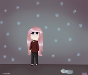 I do not feel anything . by xxLucy19