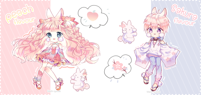 [closed] Candywish adopt+raffle event announced! by Black-Quose