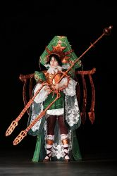 Trinity Blood: On Stage by alberti