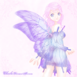Butterfly by Cheila