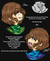 Undertale - Memories by Josy-Chan830
