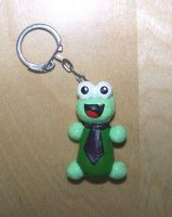 Ton Keychain by GlowingMember