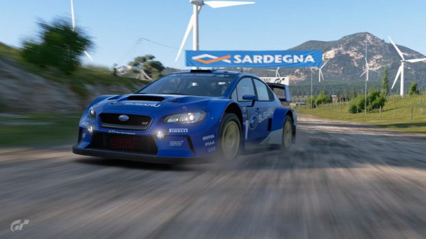 Rally Racing by SonicAndTailsfan64