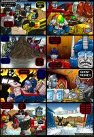 Transformers: Vacation Prt2 by botmaster2005