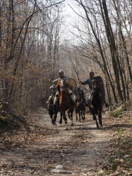 Get the cavalry going by SpeculumHistoriae