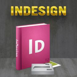 InDesign Icon by cavemanmac