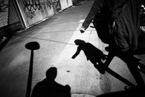 shadows in the street #23 by fabrizzialex