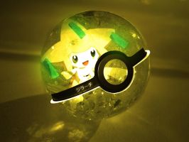 The Pokeball of Jirachi