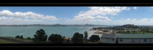 Auckland - New Zealand by WilliamTownsend