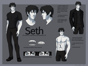 [gift] Seth reference by SirMeo