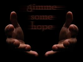 gimme some hope by dimitrispsi