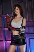 Final Fantasy VII - Tifa Lockhart by ShadeCramer