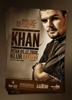 Khan at Luxor flyer by skam4