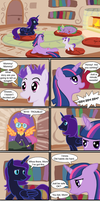 Past Sins Fan Comic:The Future by PenStrokePony