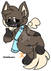 Doggo Adopts Auction (sold) by Chibi-Butler-Snake