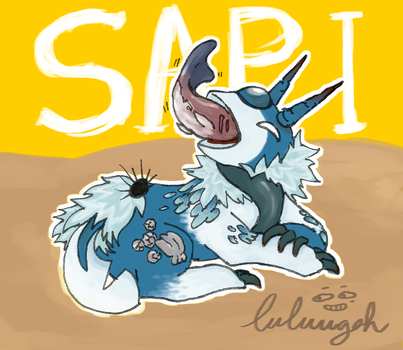 CH /// Sapi fish time by Luluugah