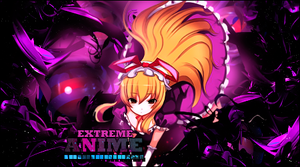 extreme anime by mariocent