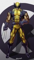 Wolverine 2009 by billydallaspatton