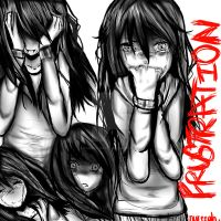 Frustration by iNureeahPeace