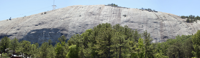 Stone Mountain, Georgia by Island-Dog