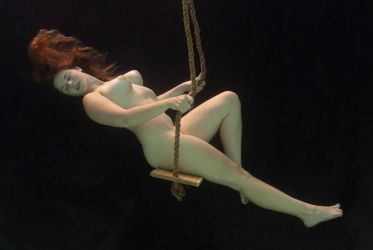 In The Swing No. 1 by alberich