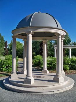 Modern Gazebo by da-joint-stock