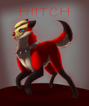 Hitch by AlyshaAbandomations