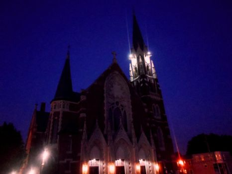 Naperville Church by Jamesbaack