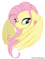 Fluttershy by Vectorpone