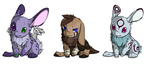 Rabbit Adopts [CLOSED] by Velemoon