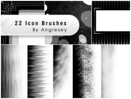Icon Brushes-a by anglesey