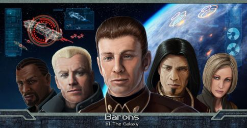 Barons by chimeraic