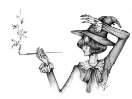 Mad Hatter 2 by Amales