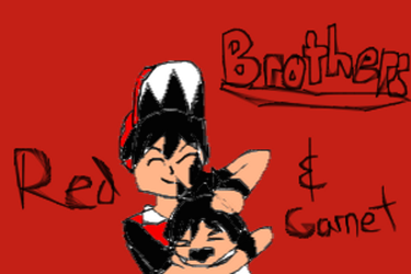 Brothers by pokelover0ash